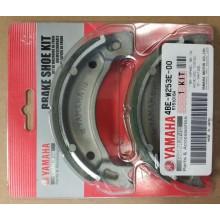 Колодки тормозные Yamaha Grizzly 125 4BE-W253E-00-00 / 4BE-W2536-00-00