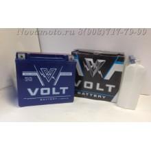 АКБ Volt moto YTX20L-BS 12V 20Ah (175 х 87 х 155)